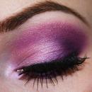 Vice 2 Eyeshadow Look #1