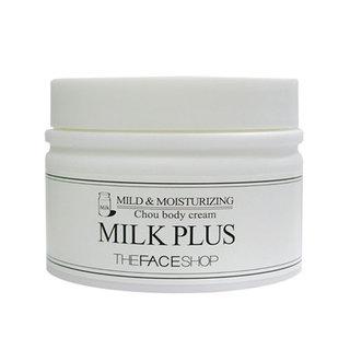 The Face Shop Milk Plus Rich Body Cream