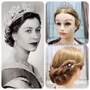 Queen Elizabeth Ii Inspired Hair Updo