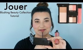 Jouer Blushing Beauty Palette Tutorial