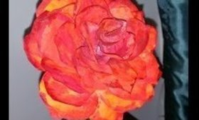 BEAUTIFUL ROSES DIY