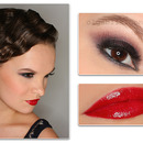 Make Up For Ever Fall 2012 Black Tang -Collection Makeup