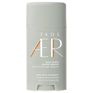Taos AER Next-Level Clean Deodorant: Palo Santo Blood Orange