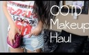 OOTD, Haul and Quick Makeup Tutorial