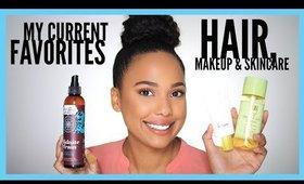 My Current Beauty Favorites | Ashley Bond Beauty