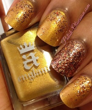 http://www.polish-obsession.com/2013/08/fall-color-trend-antique-gold.html