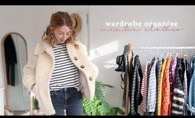 Winter Wardrobe: New In, Staples & Organise | Rhiannon Ashlee