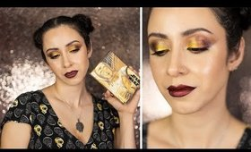 Pat McGrath X Star Wars Galactic Gold Palette Tutorial & Quick Thoughts