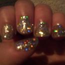 Rainbow Glitter Bomb