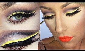 Modern Pin-Up Makeup Tutorial