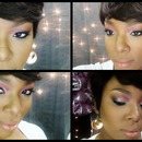 Kelly Rowland, Kisses Down Low Video Makeup Look