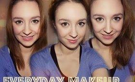 ♡ Everyday Makeup Routine ♡