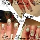 Nails - 2013 Wedding Nails