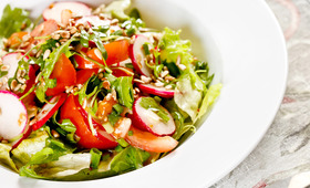 Beauty Detox: Sunday Salad