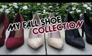 My Fall Shoe Collection 2014 | CloseupwithKamii