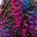 Pink, Purple, and Turquoise Ends