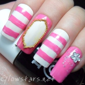 For more fabulous nails visit Glowstars.net