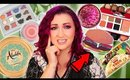 NEW MAKEUP RELEASES 2019: The Good, The Bad, & The Boring(BURGER Palettes?! Marvel, Minnie, Aladdin)