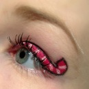 Christmas Candy Cane Liner