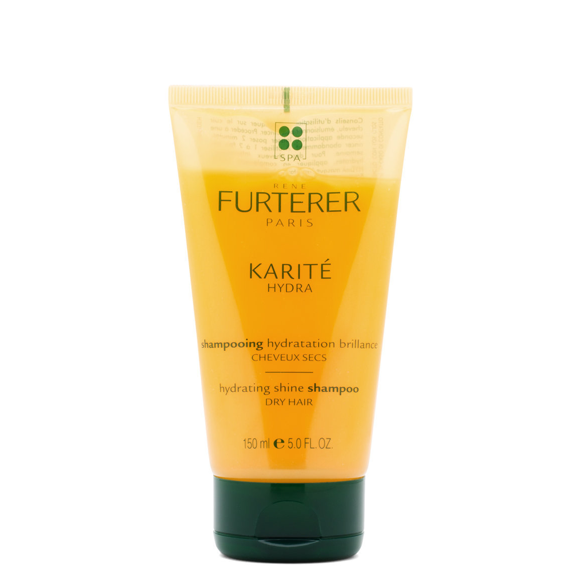 Rene Furterer Karite Hydra Hydrating Shine Shampoo product swatch.
