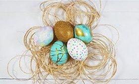DIY Pretty Easter Eggs Ideas