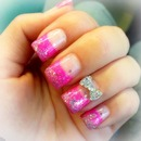 3D Bow Nails <3
