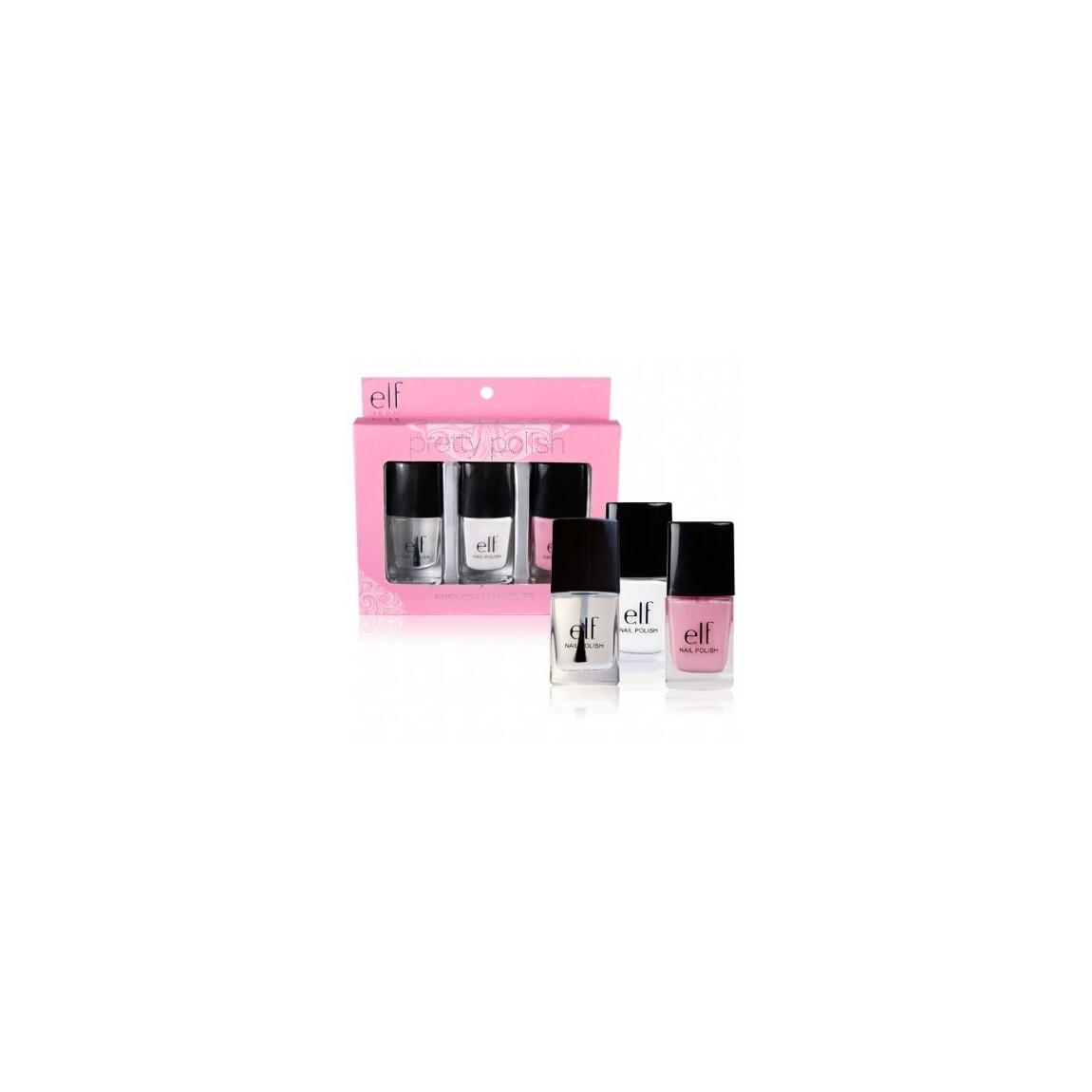 e.l.f. Nail Polish Sets French Manicure Set-Pink   Beautylish