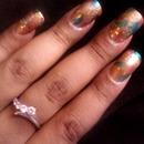 Sponge nail design