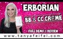 Erborian BB & CC Crème | Perfect Canvas Kit | Full Demo & Review | Tanya Feifel-Rhodes