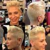 platinum ice blonde