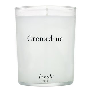 Fresh Grenadine Scented Candle