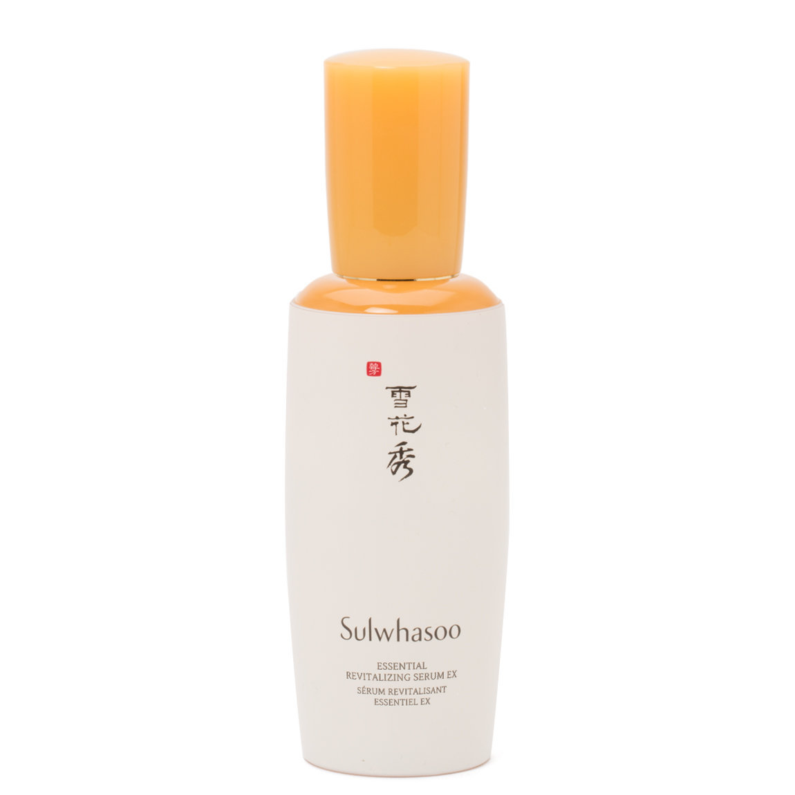 Sulwhasoo Essential Revitalizing Serum product swatch.