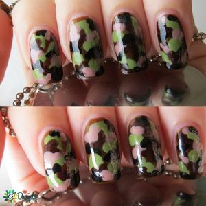 http://bydanijela.blogspot.com/2013/07/girls-in-army-camouflage-nail-art-foto.html