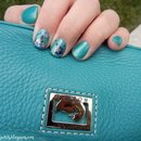 Turquoise Nails with Zoya Zuza