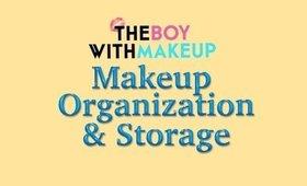 Makeup Organization & Storage Video