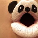 panda mouth