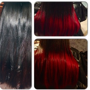red ends