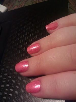 I think I have a new favorite polish.  Nfu Oh! 47