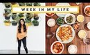 WEEK IN MY LIFE | life update chat & girls night!