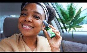 ☼  random car vlog   a few future life goals & my experience using CBD oil