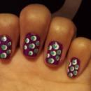 3D polka dots :)