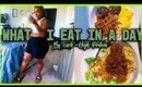 What I Eat in a Day| Easy LOW CARB HIGH PROTEIN Meal Ideas + Health Over Weight Loss