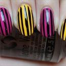 Vertical Stripe Nails