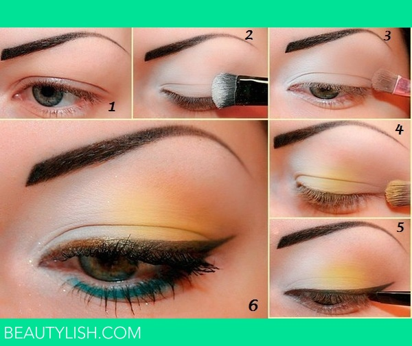 Rocking Night Party Eye Makeup Sanjana S S Sanjana