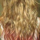 I miss my pink hair :(