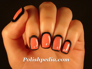 We finally gave this new style a try and we loved it!  Check out the tutorial @ http://polishpedia.com/cartoon-nails.html