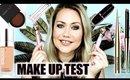 Beauty Neuheiten 2019 - High End Make up Haul im Live Test   Huda Beauty, Jeffree Star, Marc Jacobs
