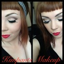 Pin Up Inspired Makeup