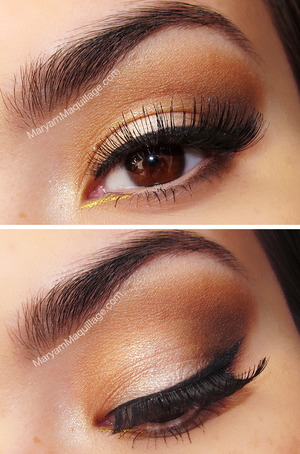 simple holidays eye look: http://www.maryammaquillage.com/2012/11/holiday-ready-in-1-2-3.html