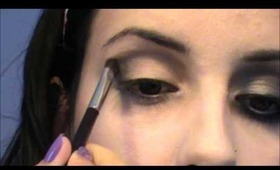 MAKE-UP TUTORIAL | Kimbra Inspiration - Make-up competition - 1st place